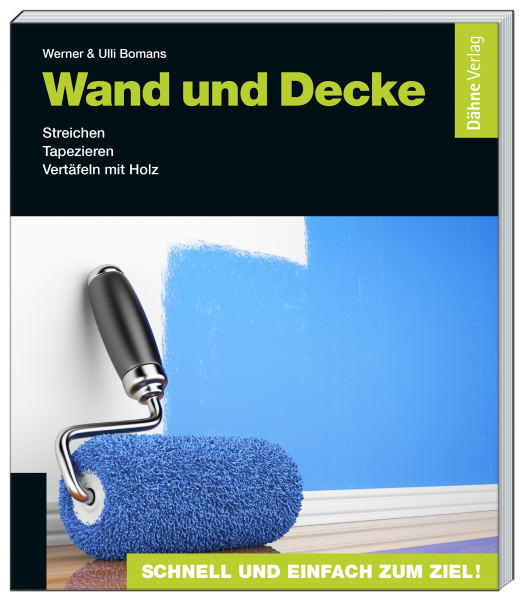 wand und decke b cher d hne verlag shop. Black Bedroom Furniture Sets. Home Design Ideas