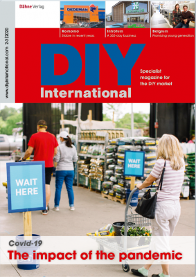 DIY International for Italy - 25 % Discount